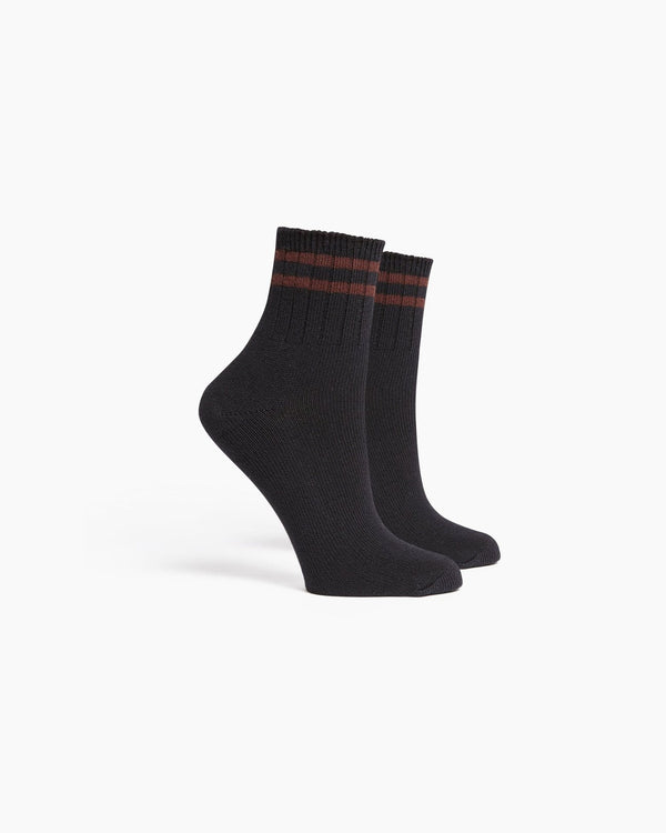 Aria Socks- Stretch Limo