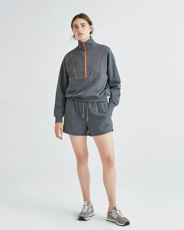 Terry Sweatshort - Heather