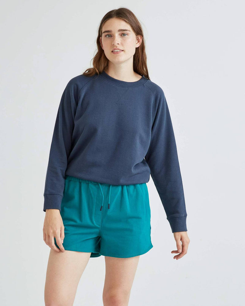 Terry Sweatshort- Everglade