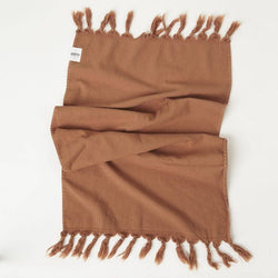 Vintage Wash Tobacco - Hand Towel