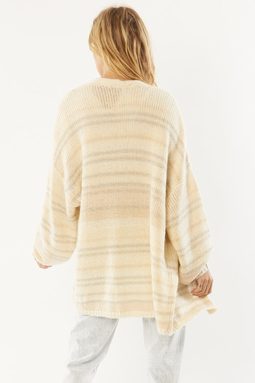 Wind Chaser Open Sweater