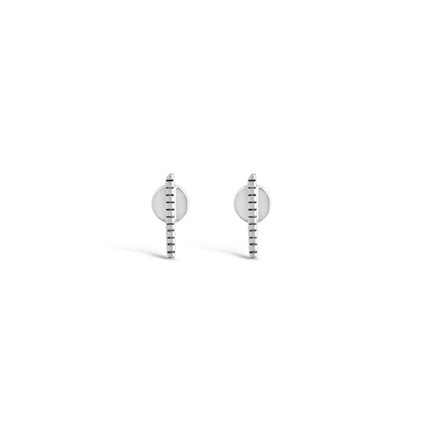 Orbit Earrings I Sterling Silver