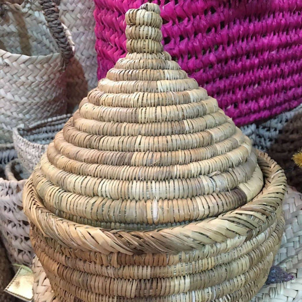 Small Tagine Basket