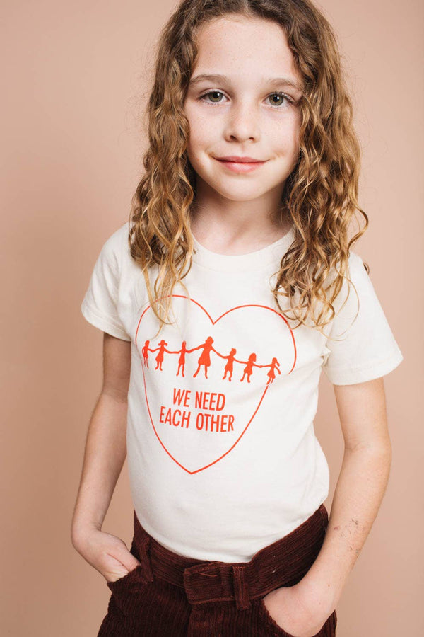 We Need Each Other Kids Tee