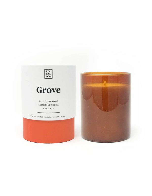 BOTANICA - Grove Medium Candle | 7.5oz