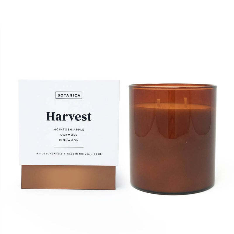 Harvest Large Candle