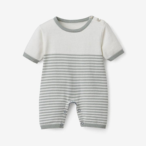Sage Stripe Shortall
