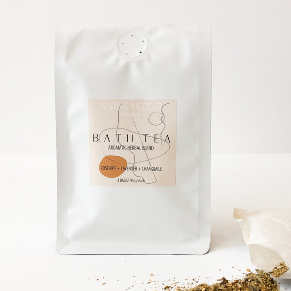 Bath Tea I Aromatic Herbal Blend