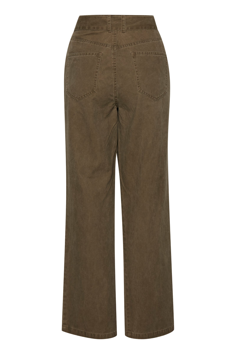 Shane Belted Trousers