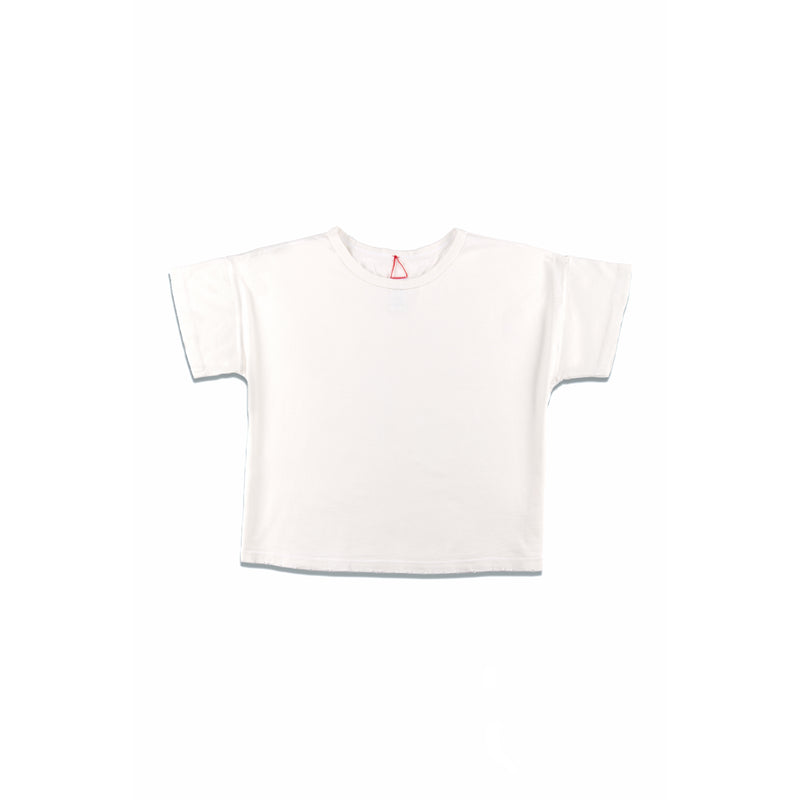 Fille Tee I Clean White