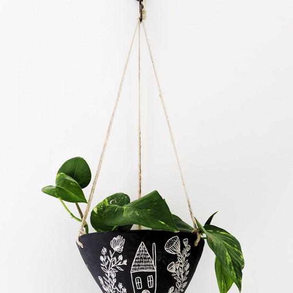 Folk Home Hanging Planter