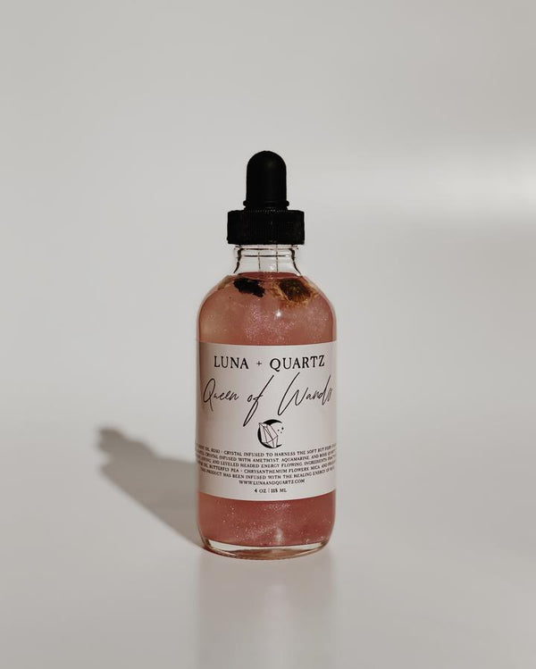 Queen of Wands Body Oil