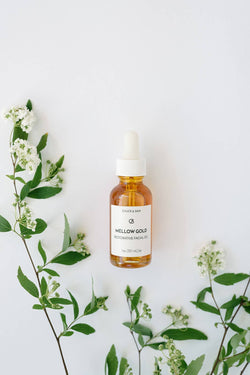 Mellow Gold Restorative Facial Oil