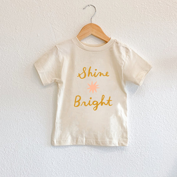 Shine Bright Toddler Tee