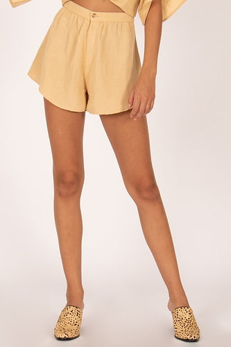 Canopy High Waisted Short