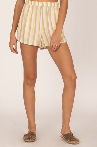 Poppy Ruffle Shorts