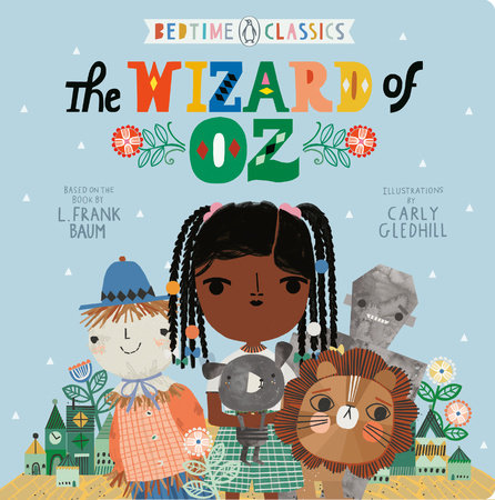 Wizard Of Oz Childrens Book