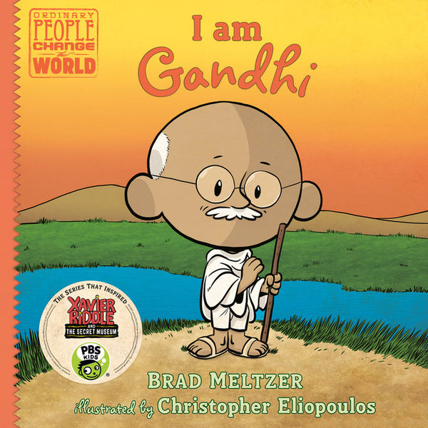 I Am Gandhi Children's Book