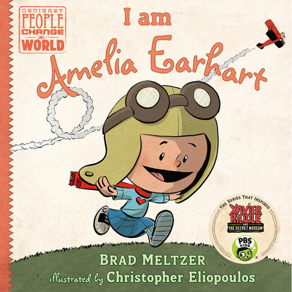 I Am Amelia Earhart Children's Book