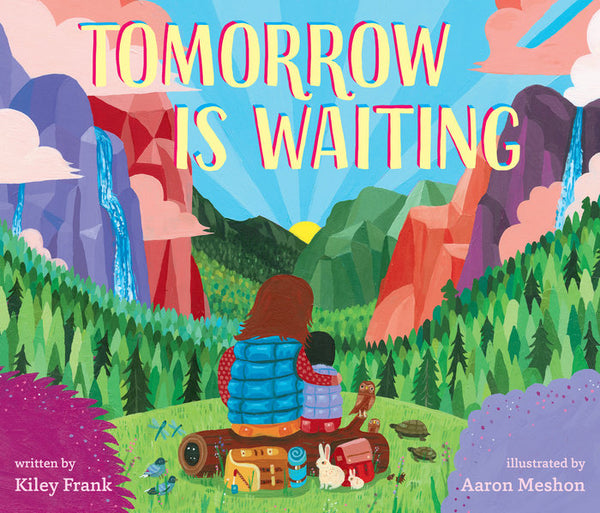 Tomorrow Is Waiting Children's Book