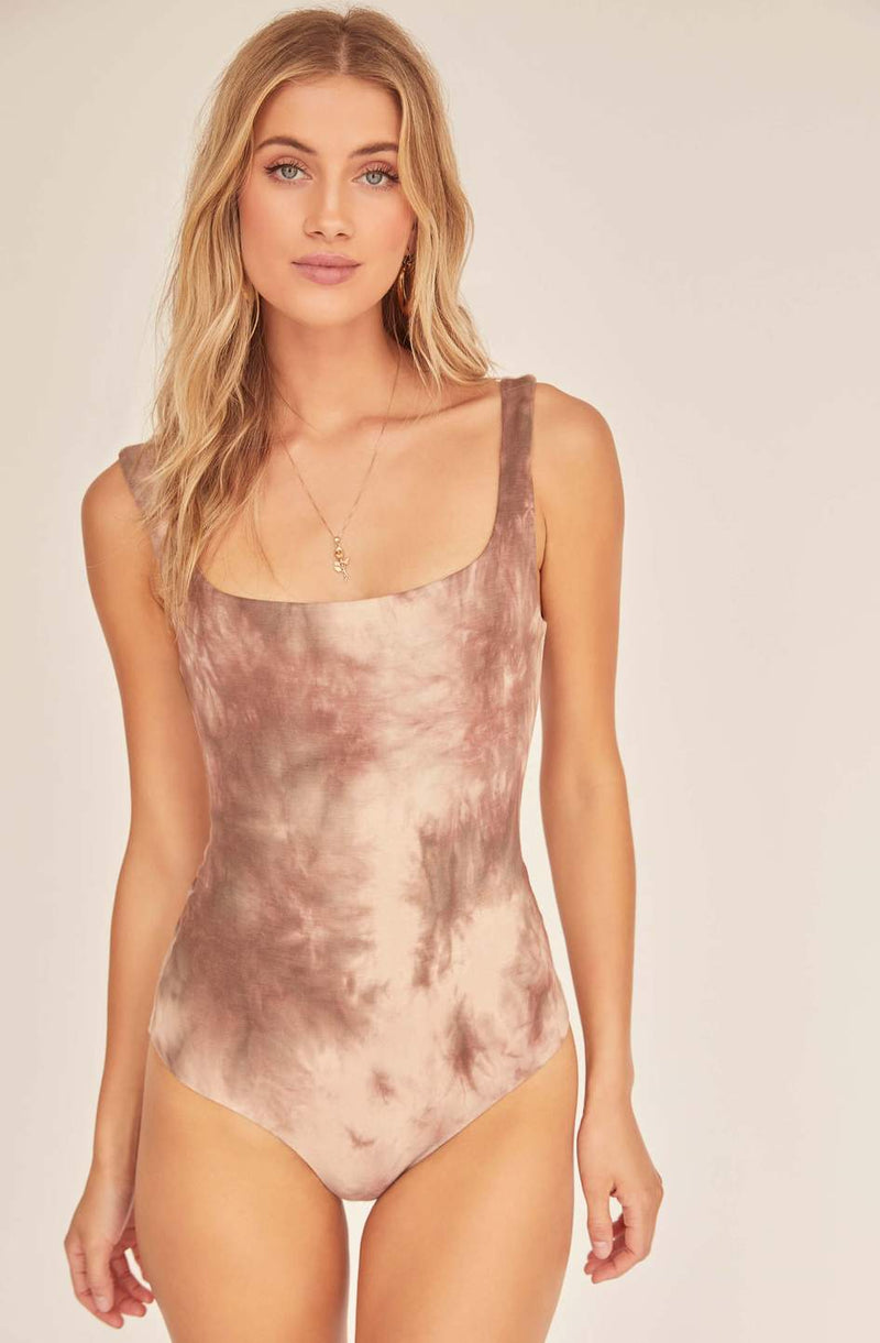 Retrograde Tie Dye Bodysuit