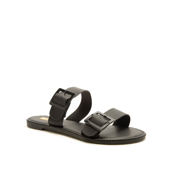 Athena Slide Black