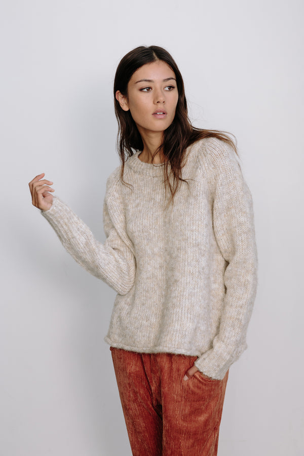 Pia Knitted Sweater