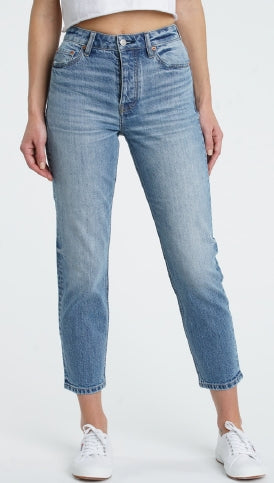 The Original High Rise Mom Jean I Fools gold