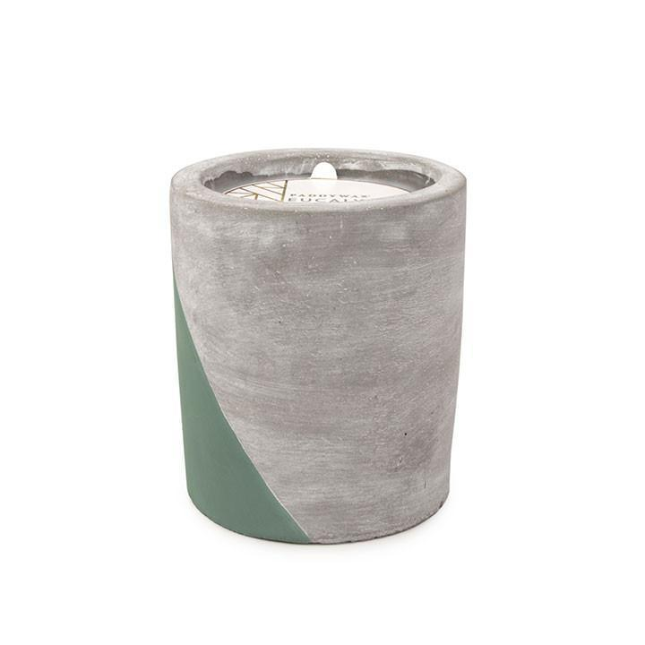 Urban Concrete Pot Eucalyptus + Santal