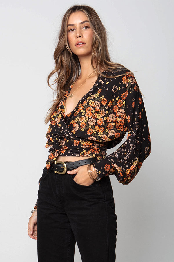The One Top Autumn Floral