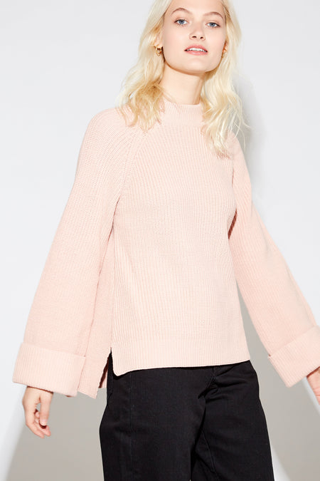 Cody Crop Sweater