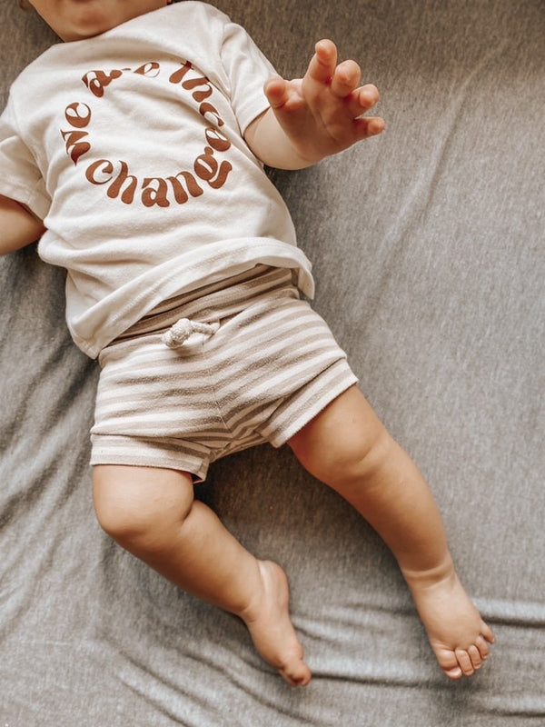 We Are The Change Tee- Toddler