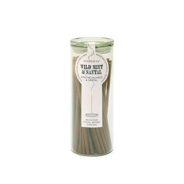 Haze Incense I Wild Mint & Sage