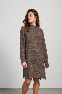 Agnes Knitted Sweater Dress
