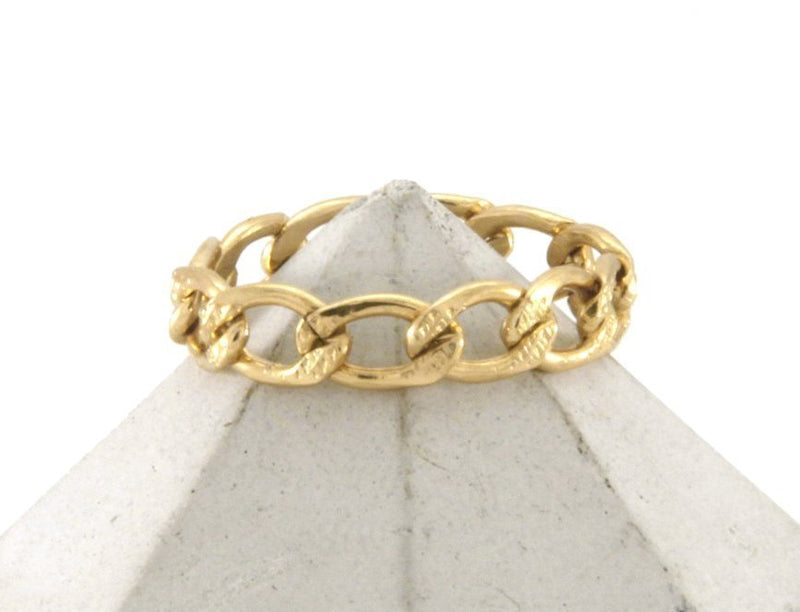 Janis Chain Ring