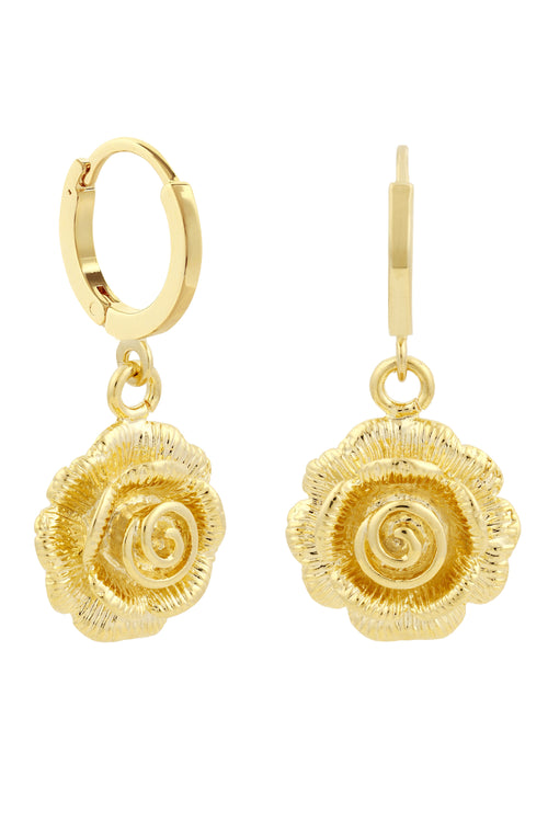 Jamie Flower Earring