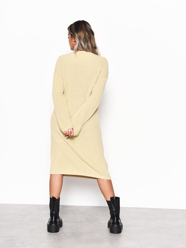 Pebblestone Midi Knitted Dress