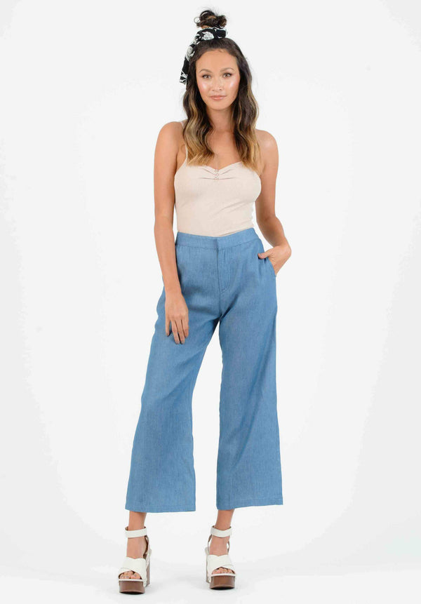 Parker High Waisted Culottes