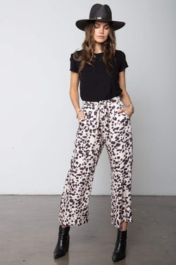 The Box Tie Pant Love Stoned