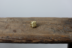 Brass Les Dunes RIng