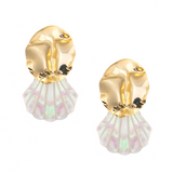 Sofia Pearl Statement Earrings