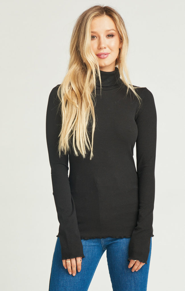 Danica Turtleneck black