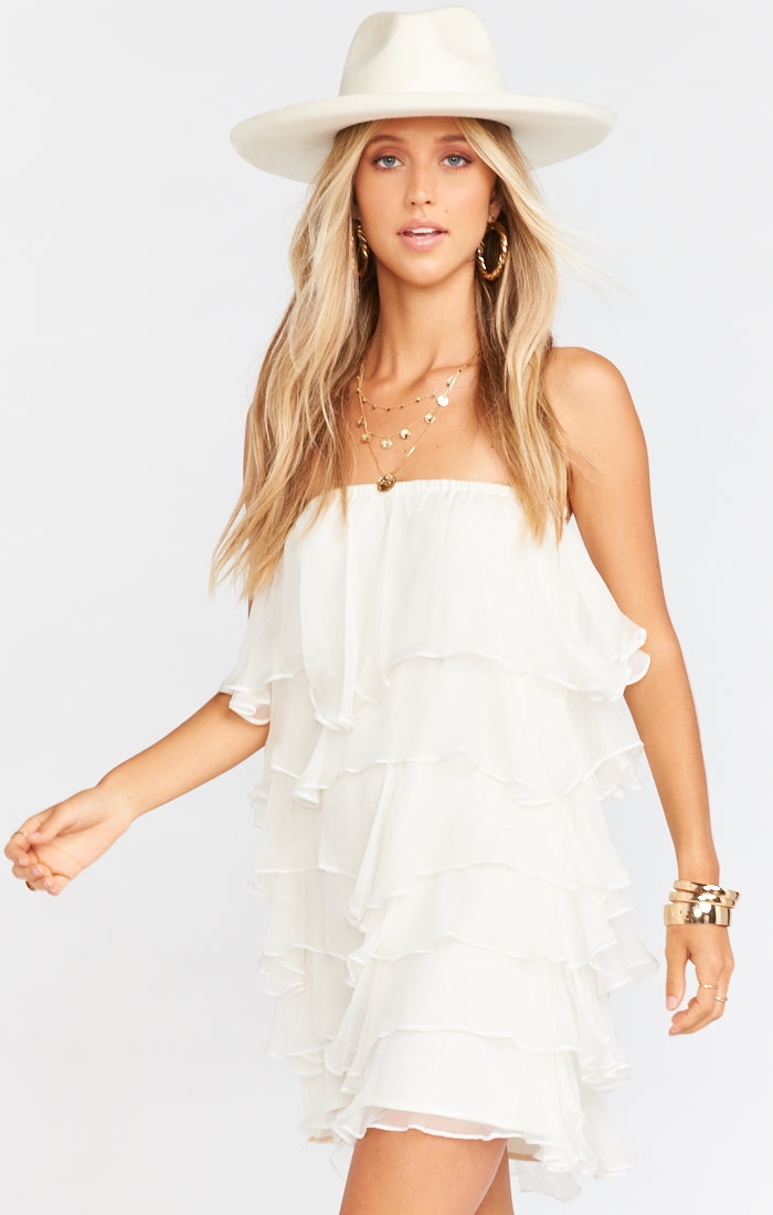Rowen Ruffle Dress