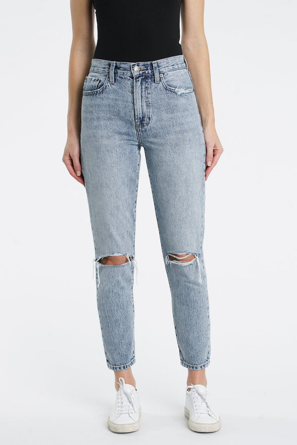 Nico High Rise Mom Jean I Wanderer