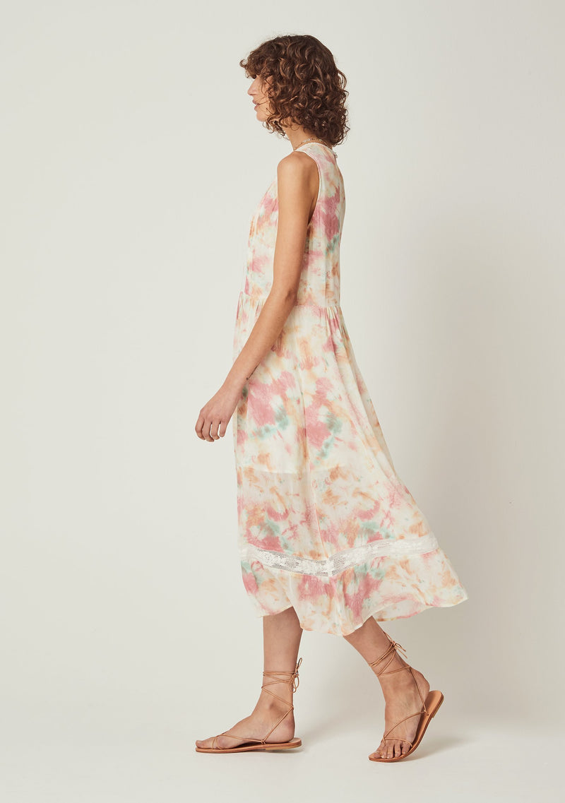 Lumi Wren Midi Dress