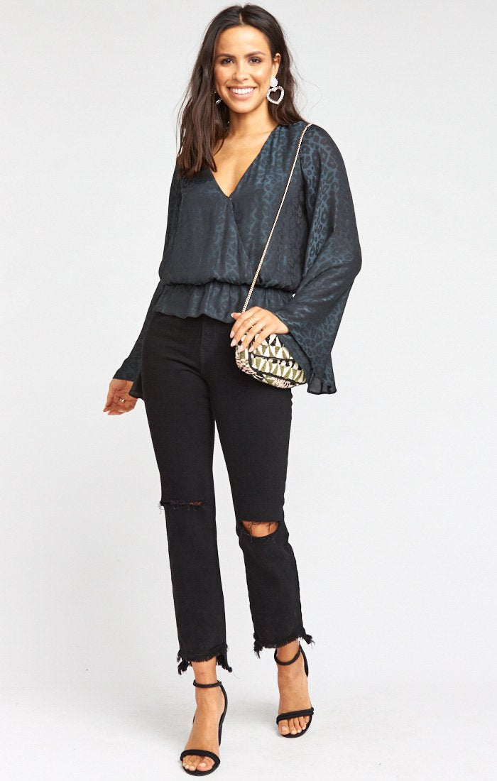 Richie Flare Top
