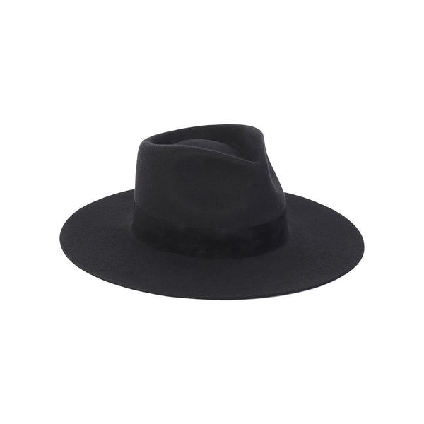 The Mirage Hat Black