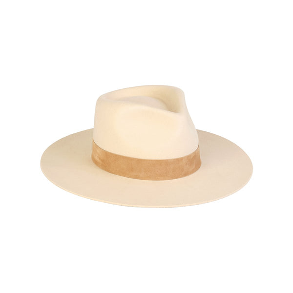 The Mirage Hat Ivory