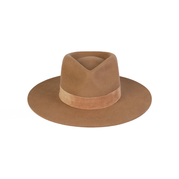 The Mirage Hat Teak