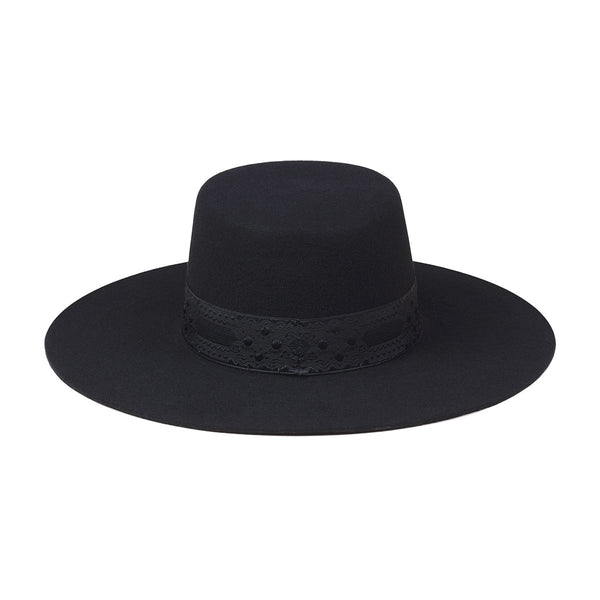 The Sierra Hat black